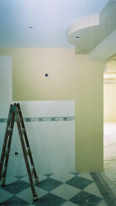 paint & tiles