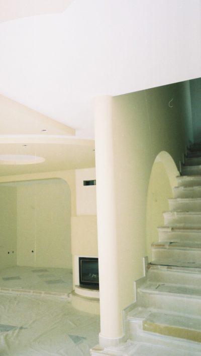 ground floor painting