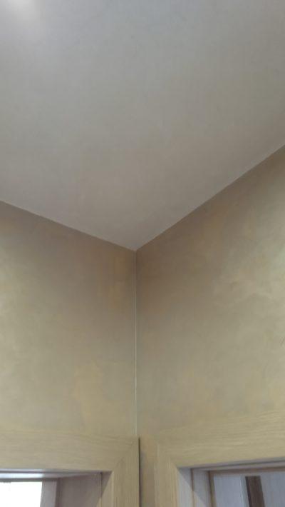 walls; venetian plastering