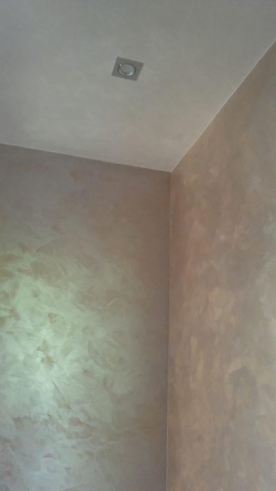 walls plastering