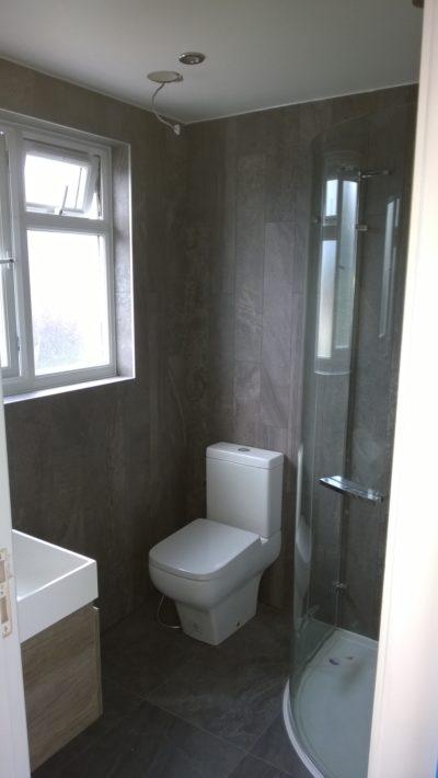 bathroom full remodelling