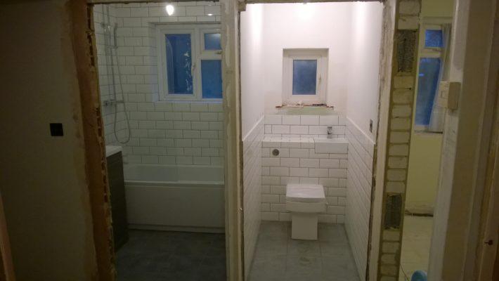 bathroom, cloakroom
